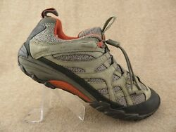 MERRELL Chameleon Arc II Ventilator Brown Sz 9.5 Women Hiking Shoes