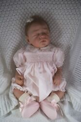 Rare Limited Edition Poppy Reborn Baby By Romie Strydom 148 Of 700 Girl