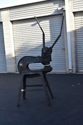 Rotex Excelsior Tool And Machine Works Reversible Combination Shear No 11