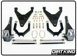 Dirt King 4WD Long Travel Race Kit for 04+ 4wd Nissan Titan (Non XD) | DK-701937
