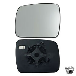 Fits Land Rover Discovery 4 Passenger Side Left Wing Mirror Glass Heated 2009-13