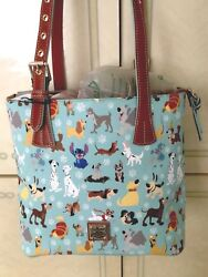 Disney Dooney & Bourke Dog Tote - NWT Sold Out