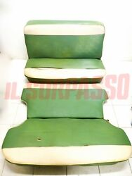 Upholstery Interior Seats Front + Rear Fiat 1100 103 Bauletto And Tv