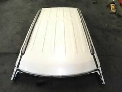 16 17 Ford Explorer Roof Assembly W/ Rack Rails W/o Sunroof White Paint Code Ug