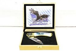 2003 SZCO Supplies Eagle Collector Series Knife