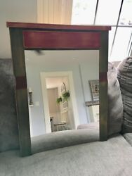 David Marshall Vintage Signed Mirror Collectible