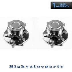 2pcs Wheel Bearing And Hub Assembly-hub Assembly Front Left Or Right 515168 Rwd