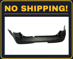 New Rear Bumper Cover Fit Nissan Pathfinder 2008-2012 Ni1100256