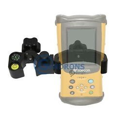 Topcon Fc-250,fc-200,fc-100 Data Collector Bracket,clamp,total Station,gps,seco