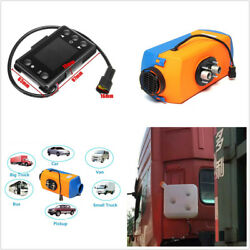 Truck Car 3KW-5KW 12V Air DieselGasoline Heater with LCD Switch Preheat Engine