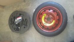 Genuine Kia Spare Tire Kit For 2014 Forte Koup With 16 Wheels Jack/tools/tire