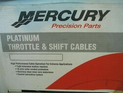 Mercury OEM Platinum Control Cable Outboard Sterndrive Boat Engine CC17948  48'