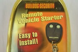 Bulldog Security Remote Vehicle Starter RS82