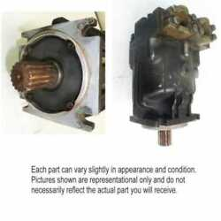 Used Hydrostatic Drive Motor Compatible With Gleaner R62 R62 Massey Ferguson