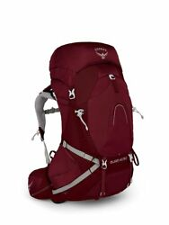 Osprey Packs Pack Aura Ag 50 Backpack Gamma Red X-Small