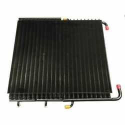 Oil Cooler - Hydraulic/transmission Compatible With John Deere 410d 510d