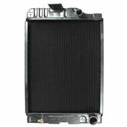 Radiator Compatible With Ford 5610 6610 7610 82988918 Only