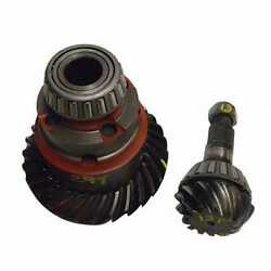 Used Mfwd Differential Assembly With Ring And Pinion Fits John Deere 6400 6300