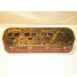 Used Cylinder Head Compatible With Allis Chalmers Wc Wd
