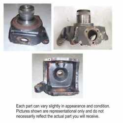 Used Mfwd Steering Knuckle Rh Compatible With Case Ih Ford Tw25 Tw35 8830 Case