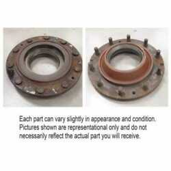 Used Mfwd Planetary Hub Compatible With Ford 8730 Tw35 8830 Tw25 Case Ih Case