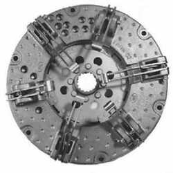 Pressure Plate Assembly Compatible With Landini Massey Ferguson 374 Mccormick