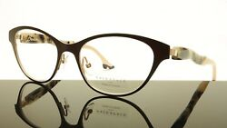 Face A Face Bocca City 3 Col. 9409 Eyeglasses France Made 52-17-142 Authentic