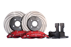 Tarox Front Brake Kit Sport Compact 345mm For Audi A3 8p All Models Excl 1.6