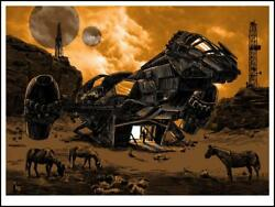 Tim Doyle - Can't Take The Sky Regular - Firefly Poster/print