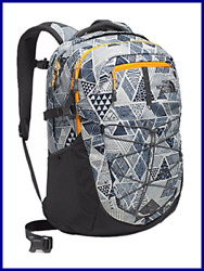 The North Face Men's Borealis Trickonometry PrintRadiant YELLOW One Size Mens