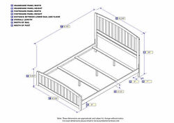 Richmond Queen Bed With Mfb In