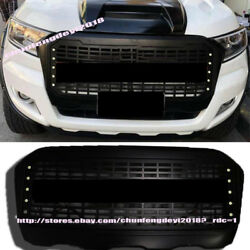 For Ford Ranger t7 2015-2017 Front Middle Grille+LED Light Replac