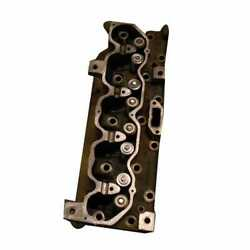Remanufactured Cylinder Head With Valves Compatible With John Deere 3010 3020