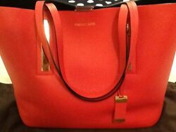 Michael Kors Tote Red Limited Edition Jaryn Tote  Michael Kors Collection Large