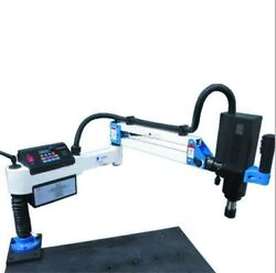 Vertical Type Electric Tapping / Drilling Machine M6 - M24 1200mm Zc