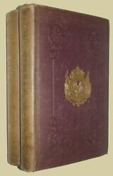 William Beattie Castles And Abbeys Of England First And Second Series 2 Volumes