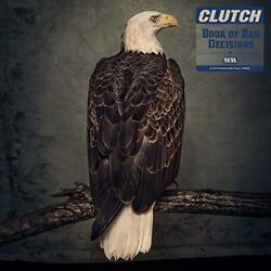 CLUTCH CD BOOK OF BAD DECISIONS 2018 NEW UNOPENED ROCK WEATHERMAKER $19.99