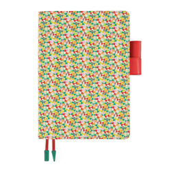 Hobonichi Techo 2018 Cover Only Liberty Fabrics Fluttering A5 Size (fits Cousin)