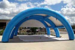 Inflatable Commercial Wedding Event Yard Pool Patio Awning Canopy Marquee Tent