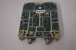Agilent N9923-63001 Rf Assembly With Shield And Connectors