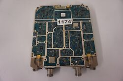 Agilent N9923-63001 Rf Assembly With Shield And Connectors 1174