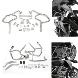 A Set Engine Guard Crash Bar Protection for BMW R1200GS 2004-2012