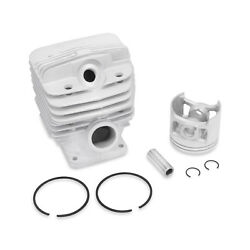 New Cylinder Piston Kit Fits Stihl 064 Ms640 52mm Replaces 1122-020-1203 Rings