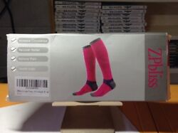 ZPbliss Graduated Compression Socks Knee High 20-30 mmHg for Women and Men.. $13.98