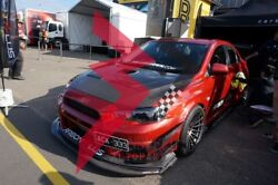 CARBON VARIS WIDE BODY VER STYLE FRONT LIP WITH DIFFUSER FOR EVO 10 US STORE