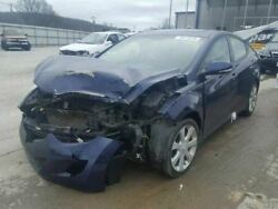Rear Bumper Sedan US Built Conventional Ignition Fits 11-13 ELANTRA 1769264