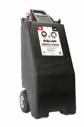 SOLAR 3001 Wheeled Jump Starter  Battery Charger  Auto Air Compressor
