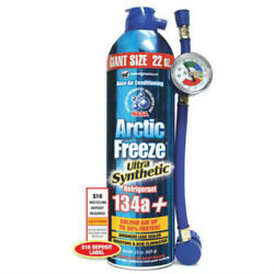 Arctic Freeze Ready-To-Use AC Recharge Kit Auto Air Conditioner