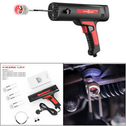 110V US Plug Flameless Induction Magnetic Heater Kit Car Rusty Bolt Removal Tool