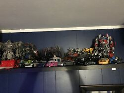 Transformers Movie Figures Collection